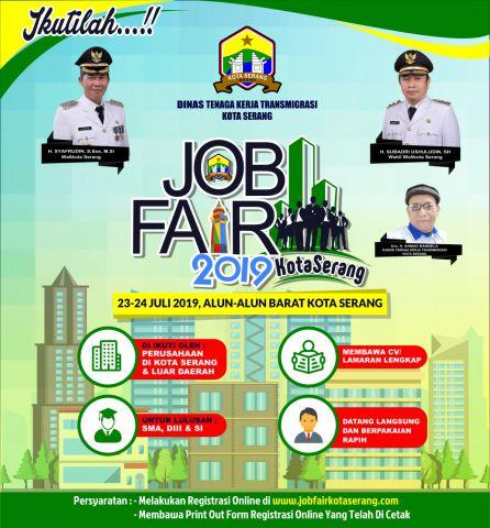 Job Fair Kota Serang